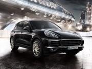 Tin tức ô tô - Porsche Cayenne Platinum giá từ 4,6 tỷ đồng tại Việt Nam