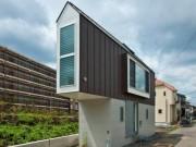 """Tài chính - Bất động sản - Có gì trong căn nhà """"siêu mỏng"""" ở Nhật Bản?"""