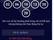 """Tin tức trong ngày - Vừa trao 3 giải jackpot """"khủng"""", đã có người trúng Vietlott 31 tỉ"""