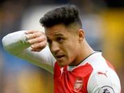 Tin HOT bóng đá tối 10/2:  Chỉ Alexis đủ trình đá cho Tottenham