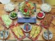 Săn lùng quán  bún bung móng giò  ngon nức tiếng Hà Nội