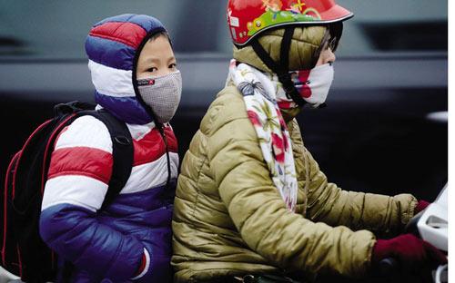 """Trời lạnh sâu, cha mẹ nên biết quy tắc """"4 ấm"""" - 1"""