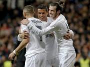 Bóng đá - Real Madrid: Ronaldo & Benzema còn nhớ Bale dài dài