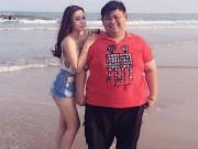 Bạn trẻ - Cuộc sống - Cuộc gặp định mệnh đúng ngày Valentine của cặp đôi chênh nhau 83kg