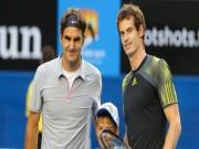 """Thể thao - Tin HOT thể thao 11/2: Murray khuyên Federer """"mặc váy"""""""