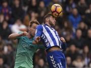 """Chi tiết Alaves - Barcelona: Khép lại  """" mưa """"  bàn thắng (KT)"""