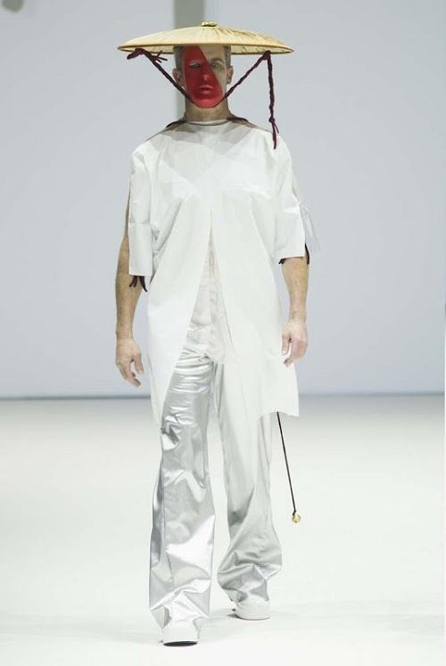Nón quai thao Việt lên sàn thời trang quốc tế - 1
