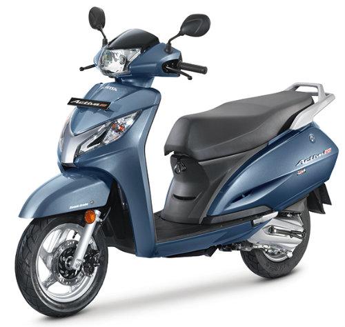 2017 Honda Activa 125 chốt giá hơn 19 triệu đồng
