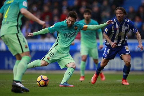Barca đại thắng Alaves: Ôm ấp những giấc mơ - 1