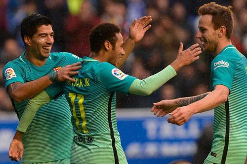 Barca đại thắng Alaves: Ôm ấp những giấc mơ - 2