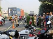An ninh Xã hội - Hung hãn đâm chết người vì va quẹt xe