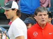 """Thể thao - Chú cháu Nadal """"dứt tình"""" 27 năm: Buồn nhưng cần thiết"""