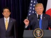 Thế giới - Phản ứng của Trump trước vụ phóng tên lửa Triều Tiên