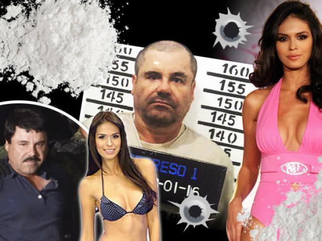 Những người đẹp trong đời trùm ma túy Mexico Chuột chũi