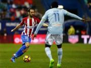 """Bóng đá - Atletico - Celta Vigo: """"Hú hồn"""" vì Torres"""