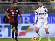 """Bóng đá - Cagliari - Juventus: Khác biệt ở """"Gã béo"""""""