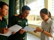 Giáo dục - du học - Thí sinh bao nhiêu tuổi được thi vào trường công an, quân đội?