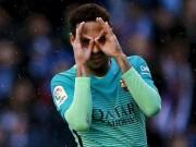 Bóng đá - Tiêu điểm V22 La Liga: Barca thắng to mà vẫn lo âu