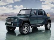 Tin tức ô tô - SUV siêu sang Mercedes-Maybach G650 Landaulet ra mắt