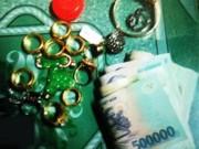 An ninh Xã hội - Lẻn vào phòng cha mẹ vợ trộm vàng