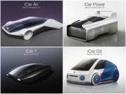 Tin tức ô tô - Ô tô do Apple sản xuất sẽ như thế nào?