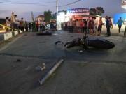 Tin tức trong ngày - Xe khách gây tai nạn, mẹ bầu nguy kịch, 2 con nhỏ tử vong