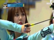 """Thể thao - """"Thiên thần K-Pop"""" thi bắn cung """"đốn tim"""" fan"""