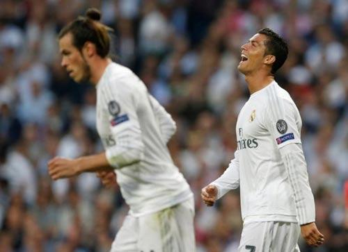 Cúp C1: Vắng Ronaldo – Bale, Real càng sợ lời nguyền