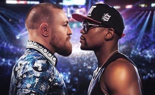 Nóng: Trận đấu trăm triệu đô Mayweather - McGregor sẽ diễn ra