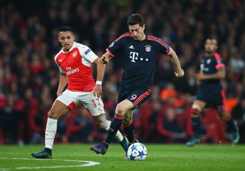 Đấu Arsenal, SAO Bayern khinh địch đến hống hách