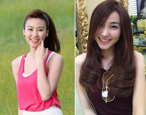 """5 """"nàng tiên"""" của Hoài Linh thay đổi chóng mặt sau 4 năm"""