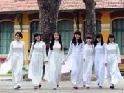 Giáo dục - du học - TP.HCM: Nữ sinh THPT sẽ mặc áo dài 2 buổi/tuần