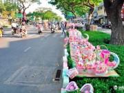 TP.HCM: Hoa mắt quà tặng Valentine trên  con đường tình yêu