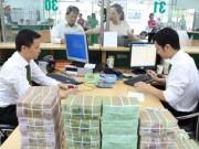 Tài chính - Bất động sản - Ngân hàng hút về lượng tiền khổng lồ sau Tết