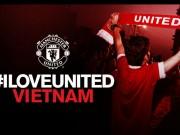 Bóng đá - MU bất ngờ chúc mừng fan Việt ngày lễ Tình nhân