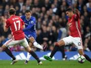 Bóng đá - MU - Mourinho bất bại 16 trận, vẫn chạy dài theo Chelsea
