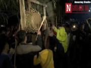 Độc đáo lễ hội đập trống và tình một đêm của người Ma Coong