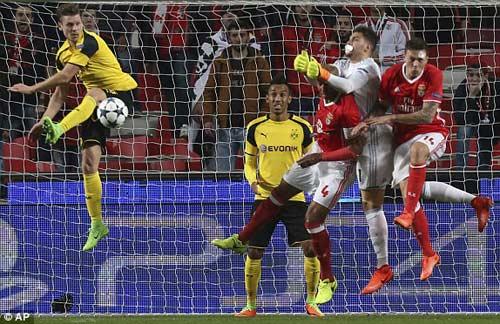 Benfica - Dortmund: Sự vô duyên và cái kết đắng - 1
