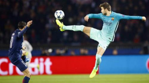 """Góc chiến thuật PSG – Barcelona: Di Maria hóa """"thánh"""" che mờ Messi - 1"""