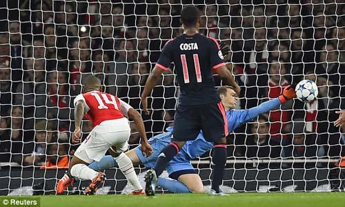 """Bayern Munich – Arsenal: Ngán gì không vuốt râu """"Hùm"""" - 2"""