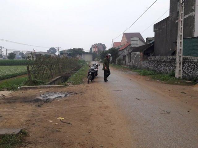 Trai làng chém nhau, 3 người nhập viện cấp cứu