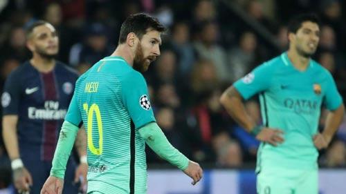 Barca thua sốc mà không sốc: Cái kết đắng được báo trước