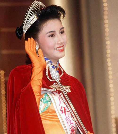 """Hoa hậu đẹp nhất Hương cảng khét tiếng """"sát"""" đại gia"""