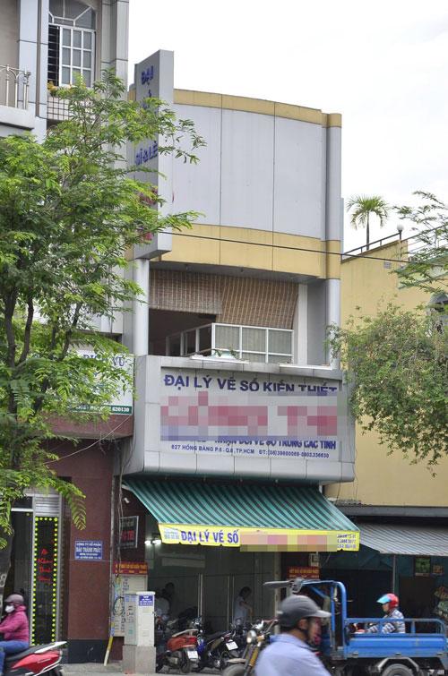 Táo tợn cướp đại lý vé số giữa ban ngày ở Sài Gòn