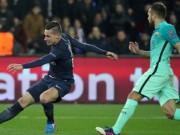 Bóng đá - Chùm ảnh đại chiến PSG - Barca: Pressing đỉnh cao