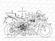 Thế giới xe - Lộ thiết kế siêu xe Honda V4