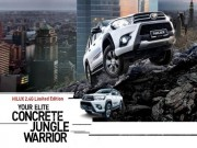 Tin tức ô tô - Toyota Hilux 2.4G Limited Edition nổi bật với ngoại hình mạnh mẽ