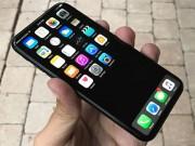 Dế sắp ra lò - iPhone 8 màn hình OLED 5,8 inch, vỏ thép không gỉ