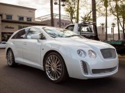 Tư vấn - Xe siêu sang Bentley cải tiến từ... Toyota Venza