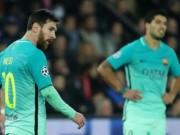 Bóng đá - Barca thua sốc mà không sốc: Cái kết đắng được báo trước